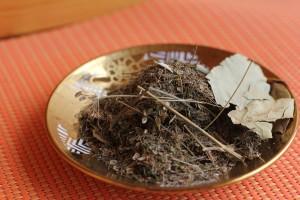 Ингредиенты укроп и лавровый лист